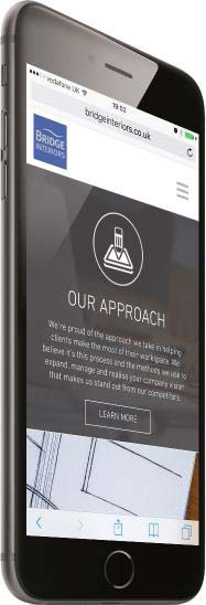 Portfolio Responsive Phone Right Approach Bridge